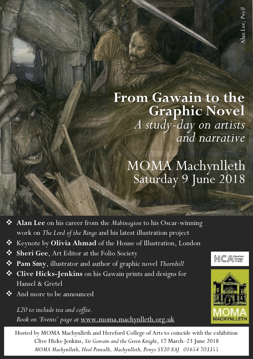 Gawain study-day announcement