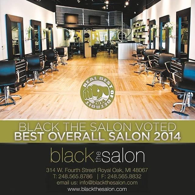 best salon in royal oak