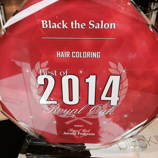 best hair color in royal oak