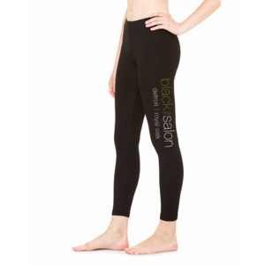 Ladies Cotton/Spandex Legging