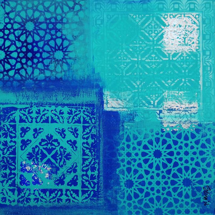 4 Stars In Symmetry 75 75 cm.jpg