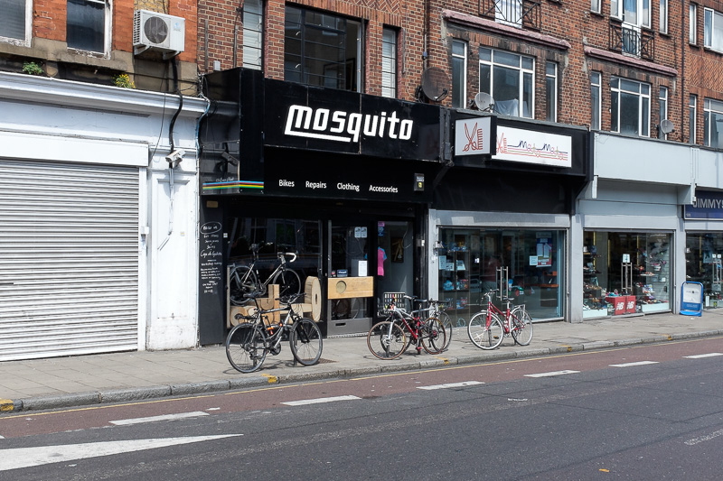Mosquito Bikes in London