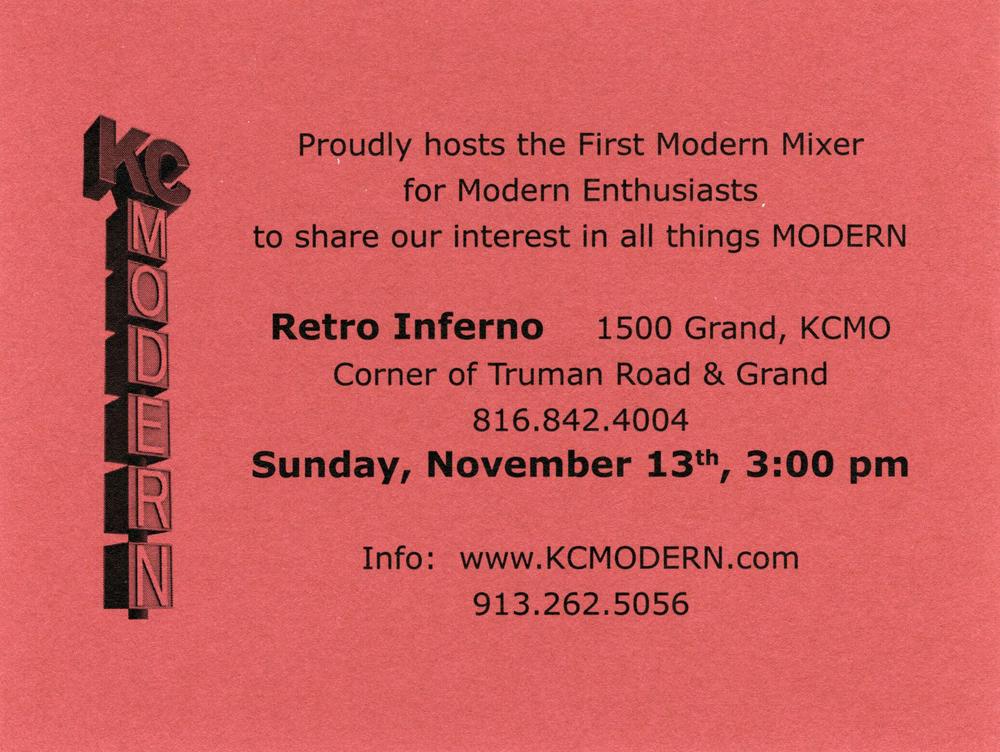 KCmodern First Modern Mixer fo Modern Entusiasts