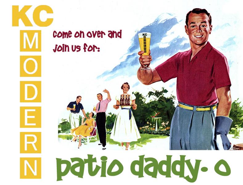 KCmodern Patio Daddy-o