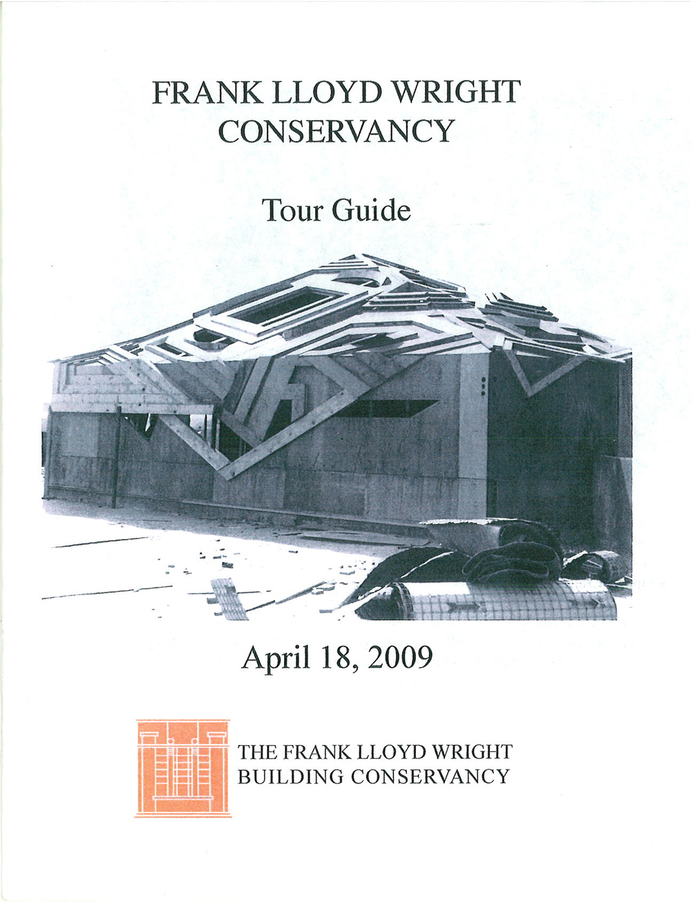 KCmodern Frank Lloyd Wright Conservancy Tour