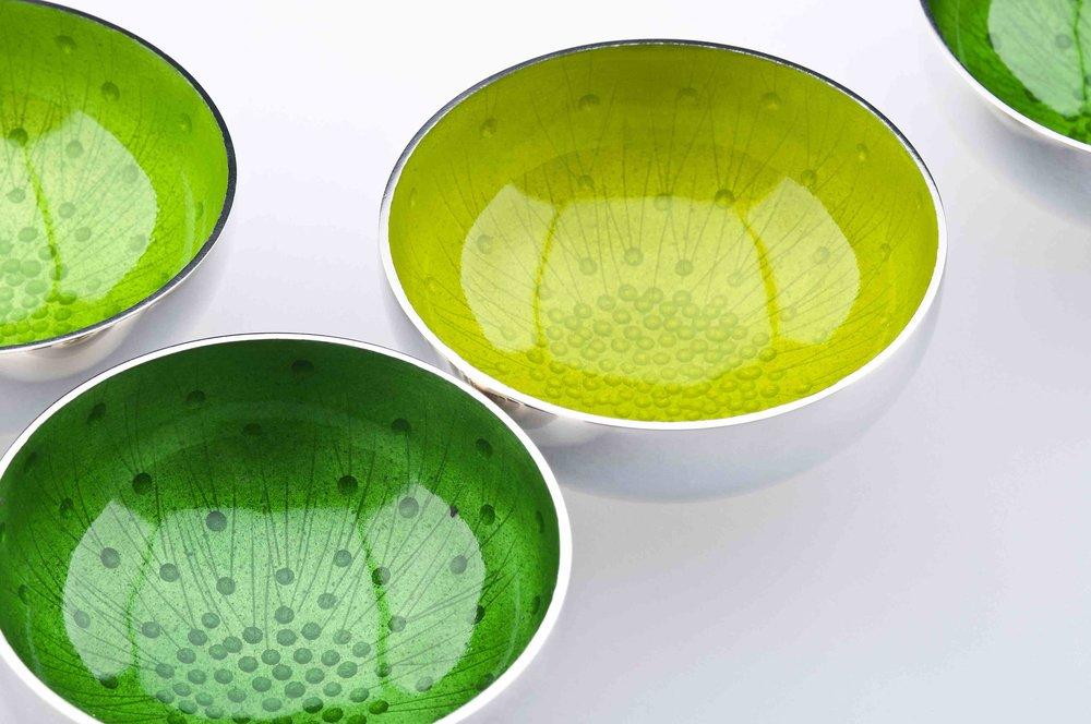 Grass Bowls (detail)