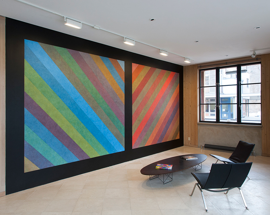 © 2015 Estate of Sol LeWitt / Artists Rights Society (ARS), New York. Courtesy Paula Cooper Gallery, New York.