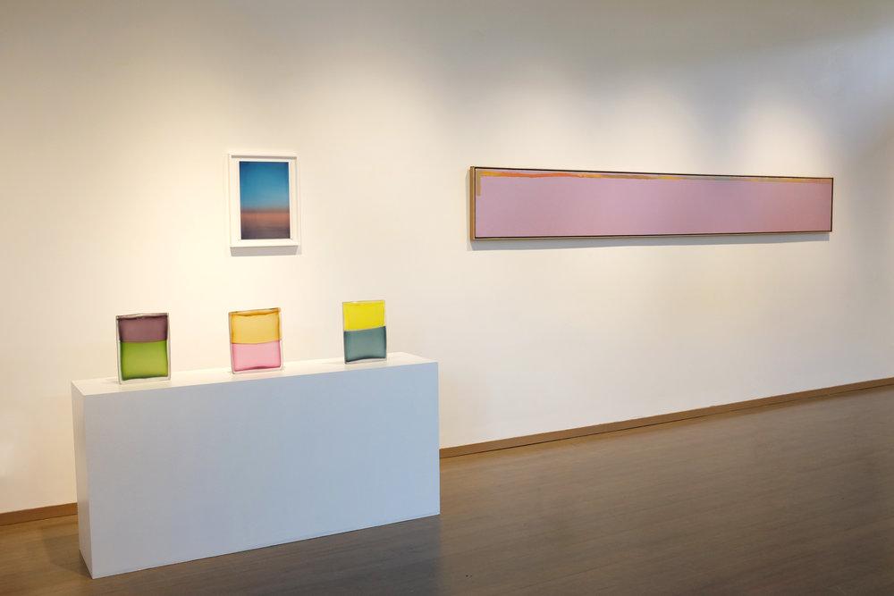 Installation, Olitski, Tillmans, de Santillana.jpg