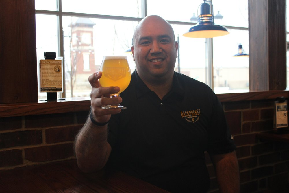 Aaron Vargas General Manager  aaron.vargas@backpocketbrewing.com