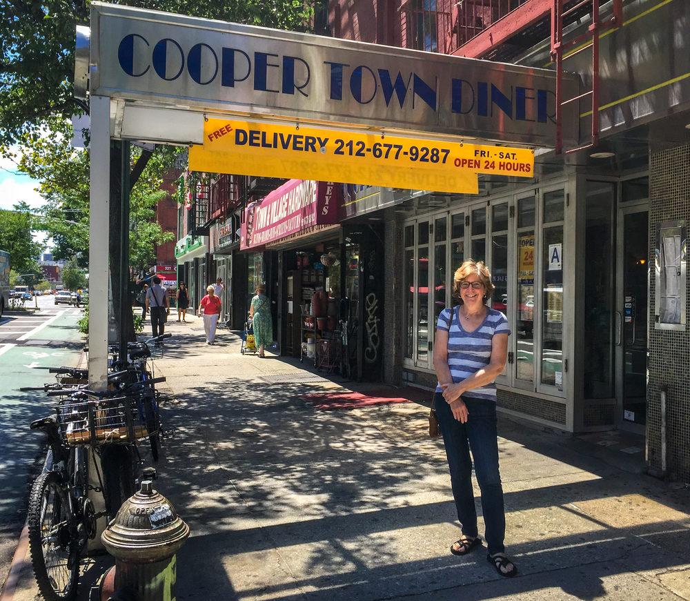 Cooper Town Diner