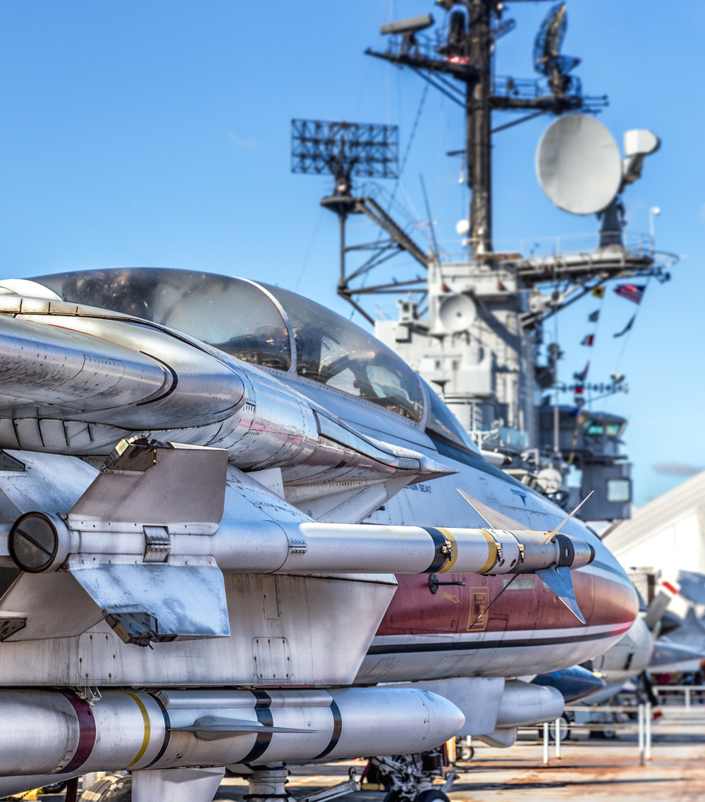 F-14 Tomcat missles