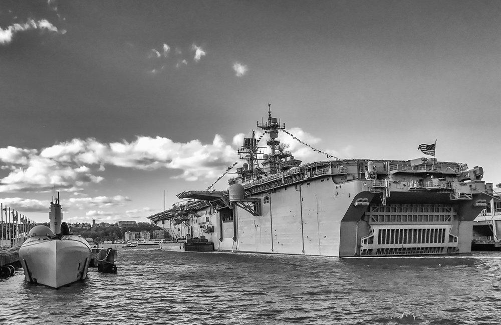 LHD-7 USS Iwo Jima