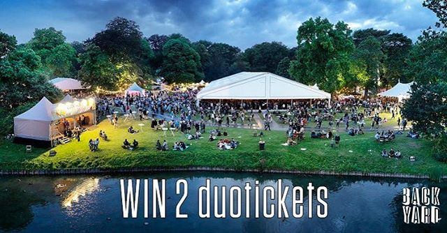 FACEBOOK WEDSTRIJD! _________________________ 🎷 ☀️ Jazz it up ☀️ 🎵  Waag nu je kans en WIN 2 duotickets voor deze zaterdag op Jazz Middelheim!  Wat moet je doen? 🎹 Like Backyard 🎹 Deel dit bericht openbaar op je tijdlijn  Vrijdag 4/8 om 22:00 maken we de winnaars bekend. Snel zijn is dus de boodschap!