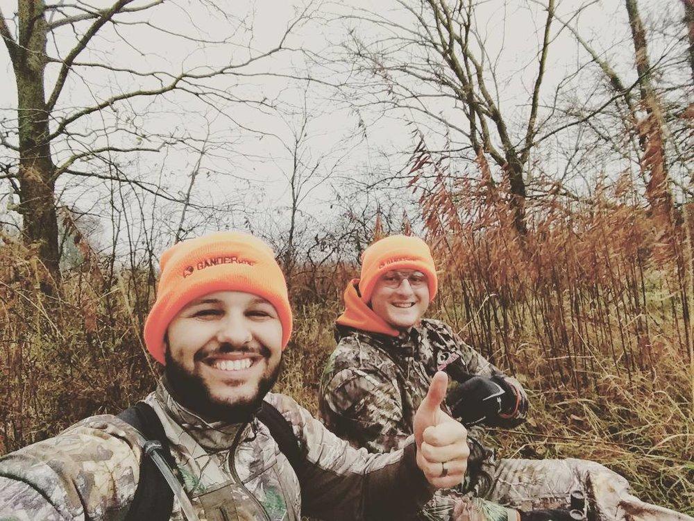 Deer hunting - 2016
