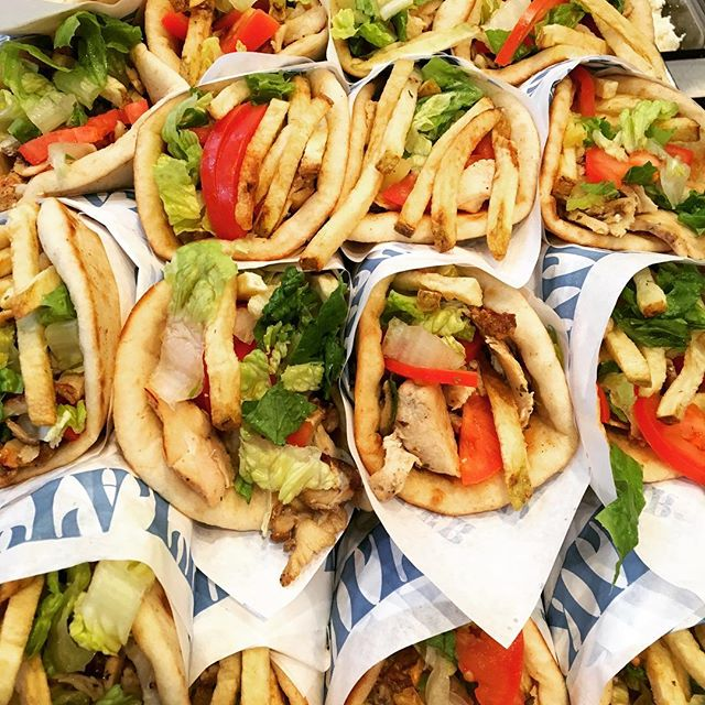 Nick the Greek caters all occasions. Call any of our 6 stores and book a catering today. #gyros #catering #gyrolife