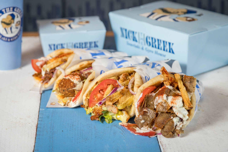 Full Menu Nick The Greek