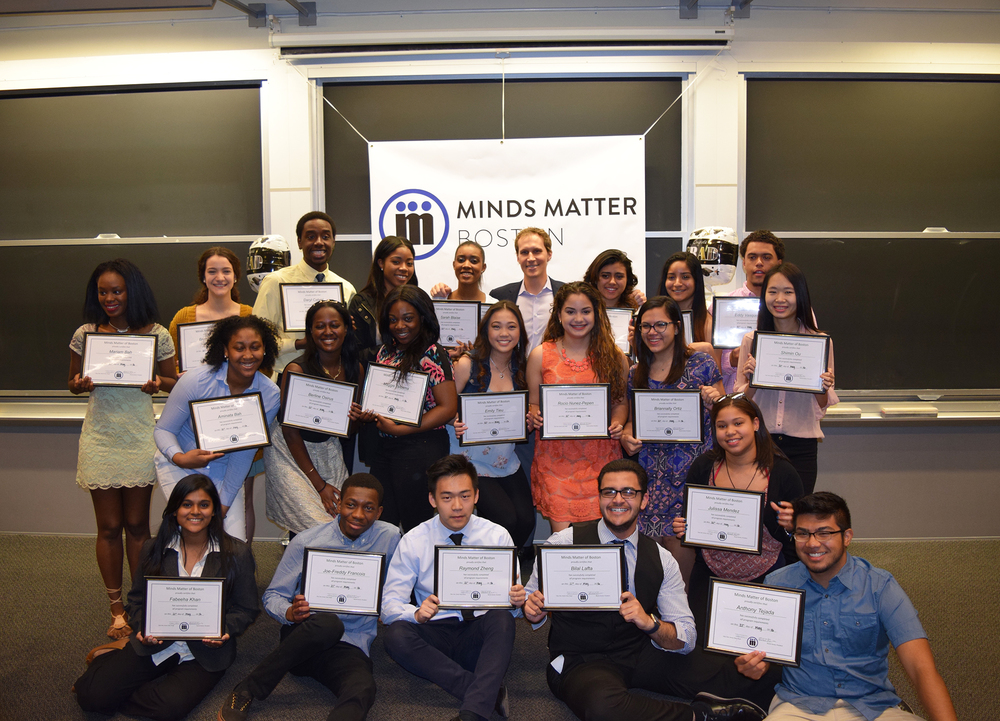 Minds Matter Boston Class of 2016