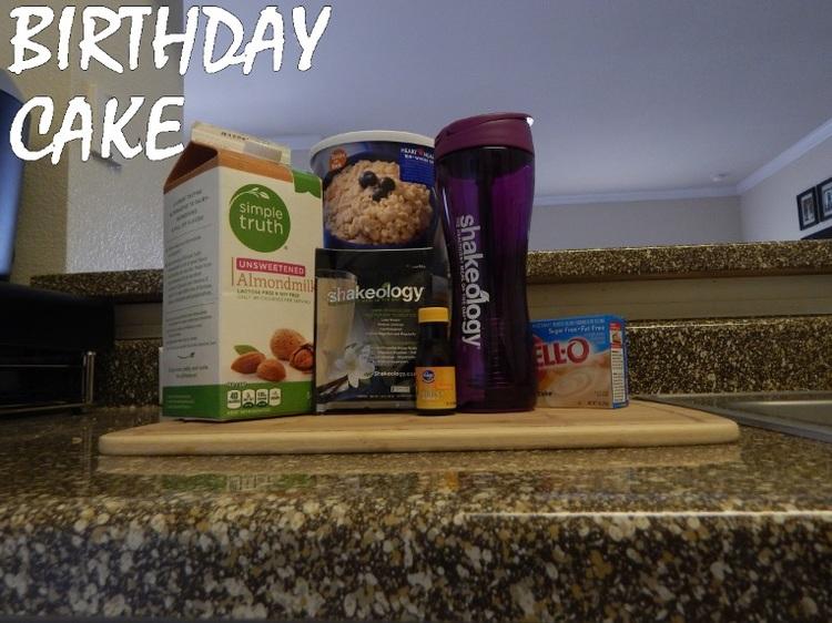 Birthday Cake Shake Ashley Bassar