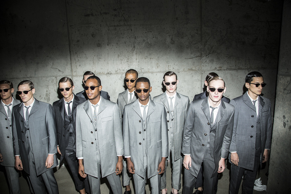 Thom Browne   New York Fashion Week Mens