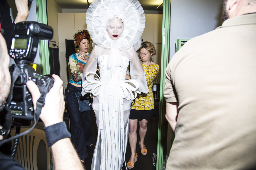 T: The New York Times Style Magazine   Jean Paul Gaultier Haute Couture