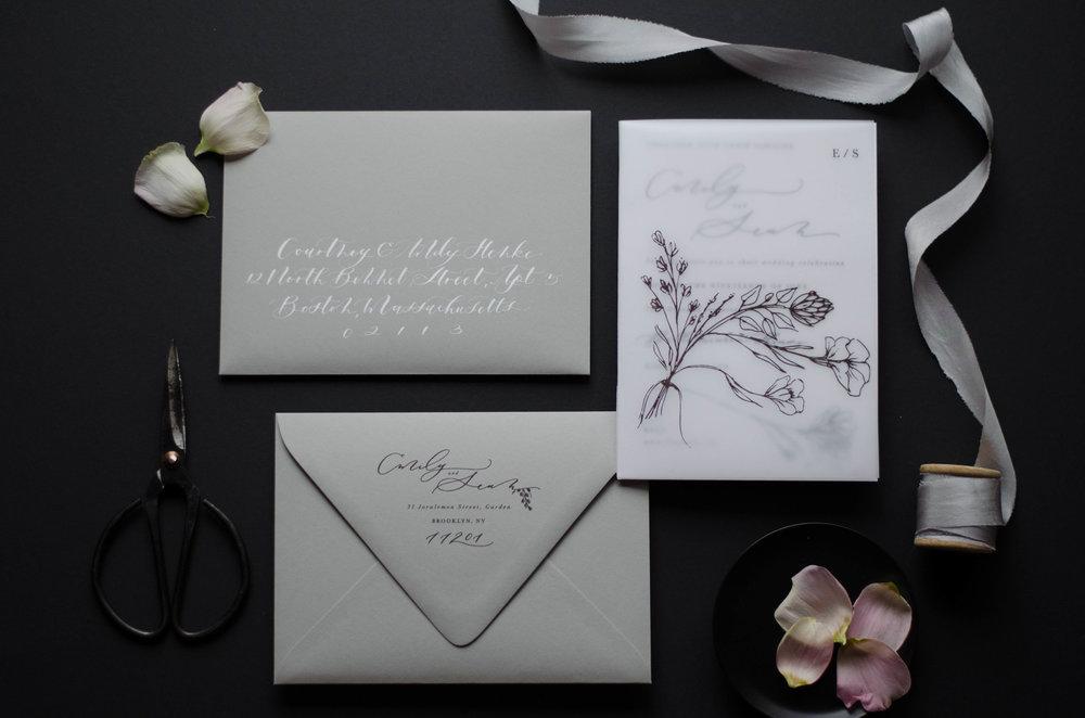 WEDDING STATIONERY — P A P E L & CO.