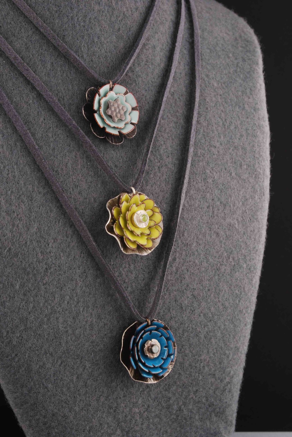 bloom pendants