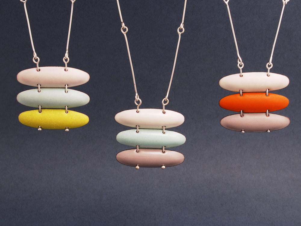 chroma necklaces