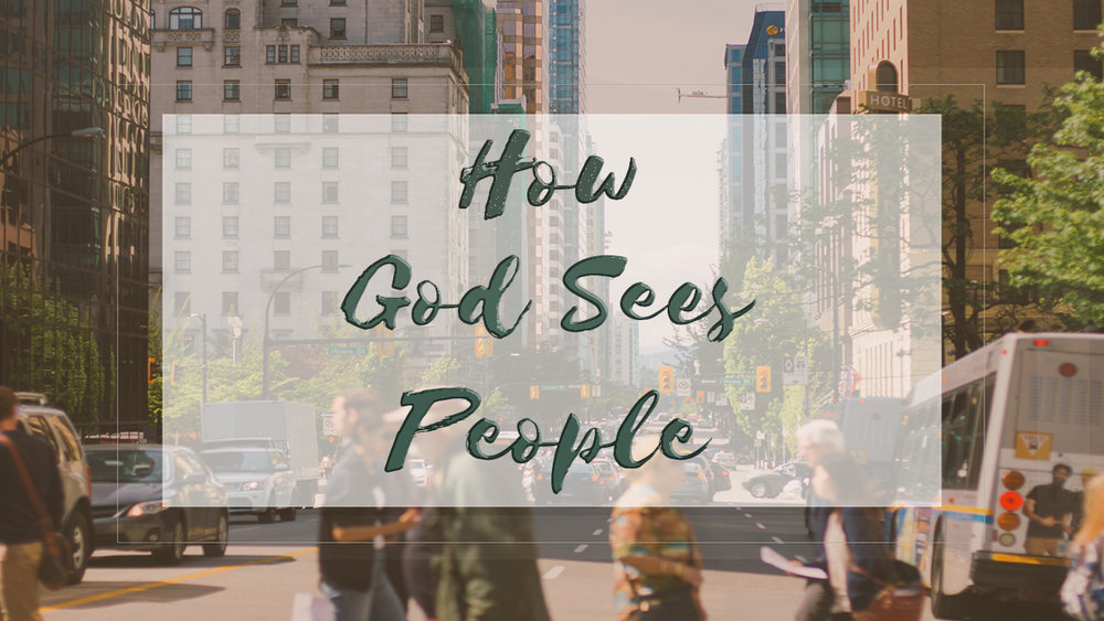 JANUARY 2017     How God Sees People by Guest Speaker Mike Smith    |   Audio