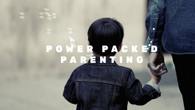 FEBRUARY 2018     Power Packed Parenting     | Audio