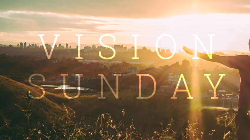 Vision Sunday 2018     |  Audio     Vision Sunday 2017   |  Audio