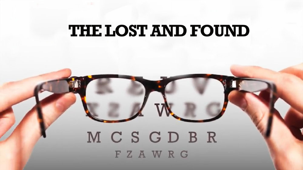AUGUST 2018     The Lost and Found   |  Audio