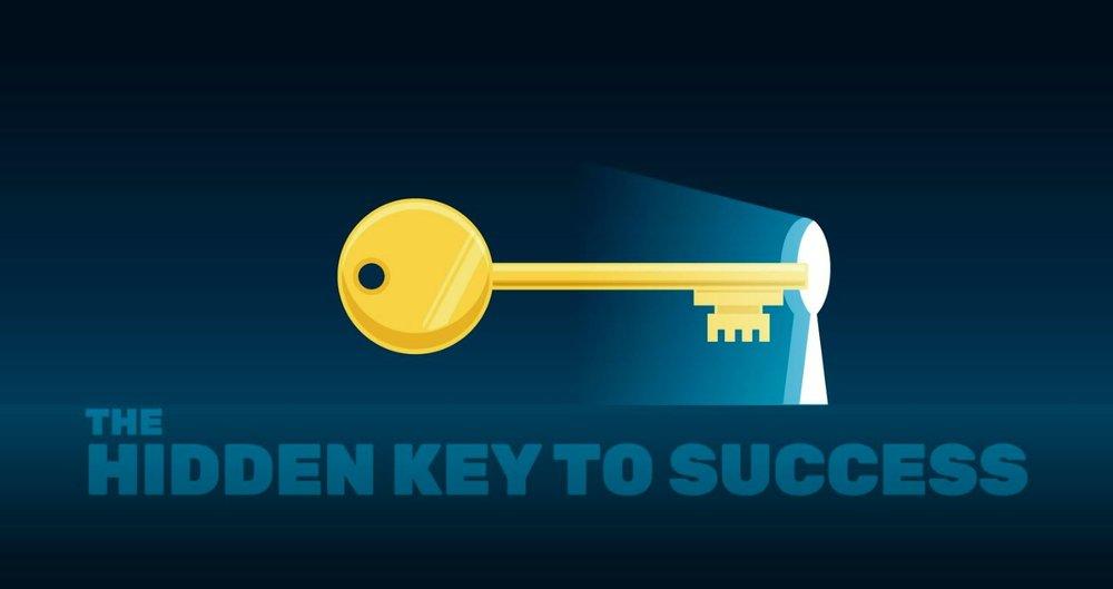 April 2019     The Hidden Key To Success   |  Audio  |  Notes