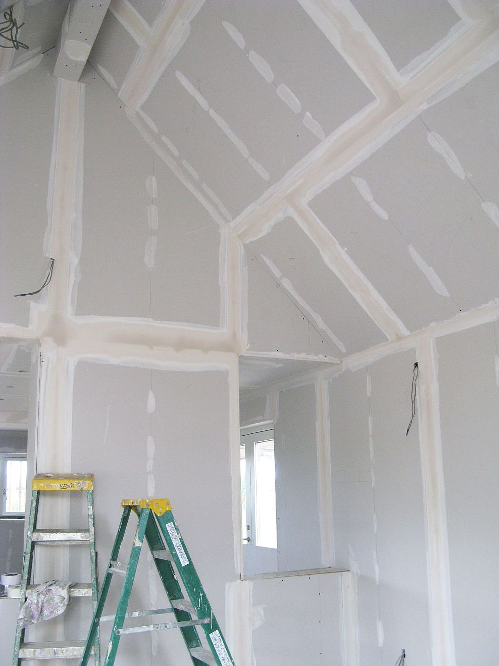 Interior-dry-lining