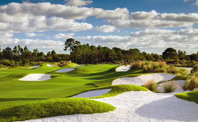 PGA Village Resort Ryder Course Hole No. 4