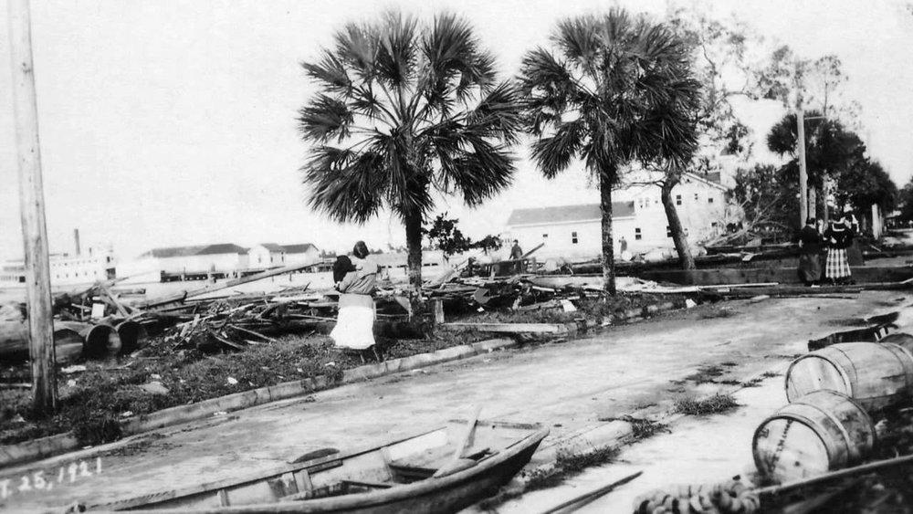 Srasota, Florida 1921