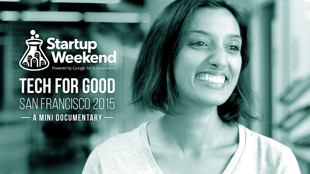 Startup Weekend Tech for Good documentary