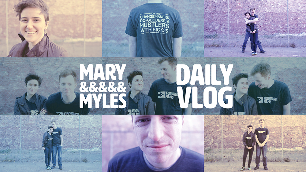 Mary and Myles Daily Vlog