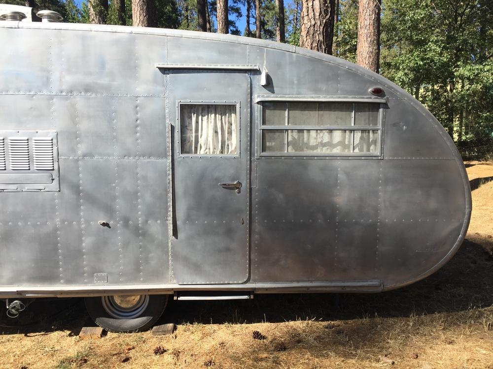 1950 Spartan Spartanette