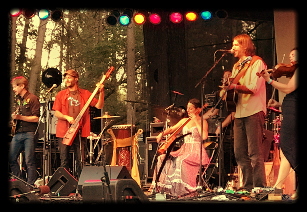 Elephant Revival @ The Strawberry Music Festival - Photo: Gregg McVicar