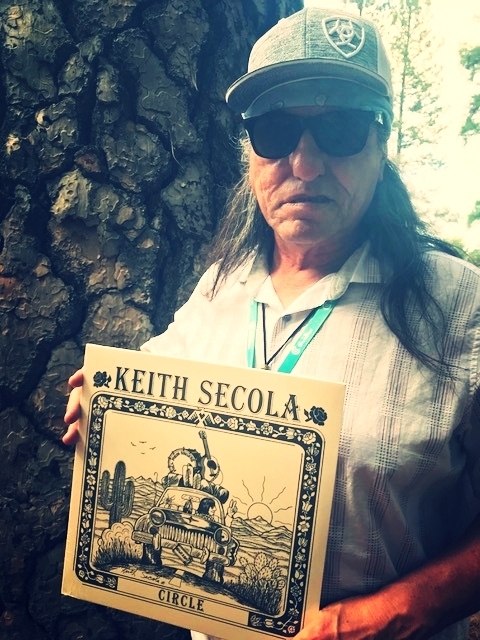 Keith Secola