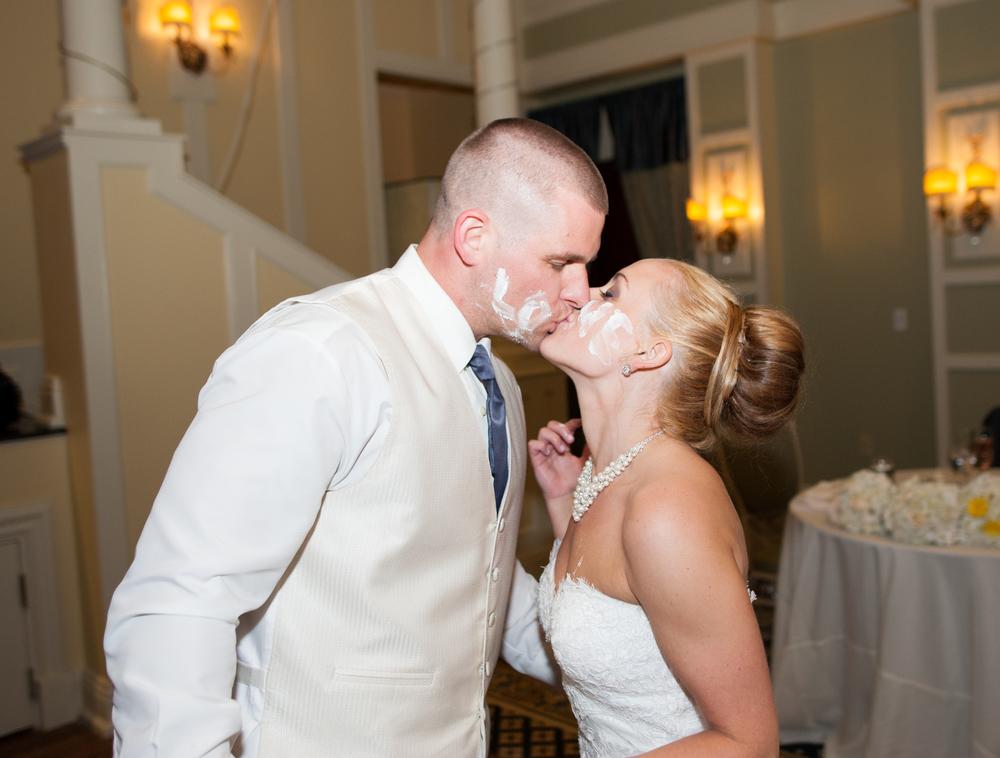 Greenbriar Oceanaire Wedding Photographer