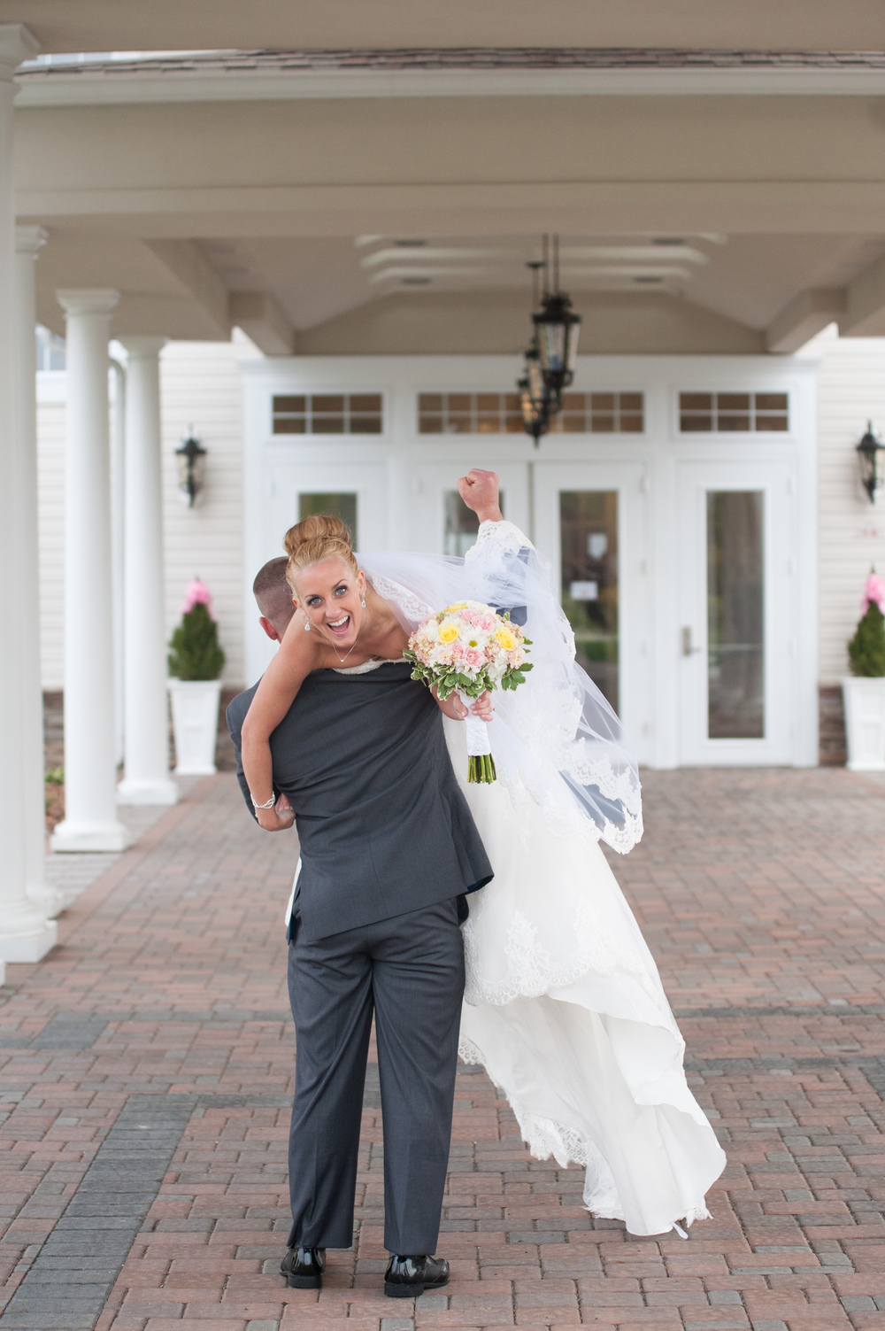 Greenbriar Oceanaire Wedding Photographer