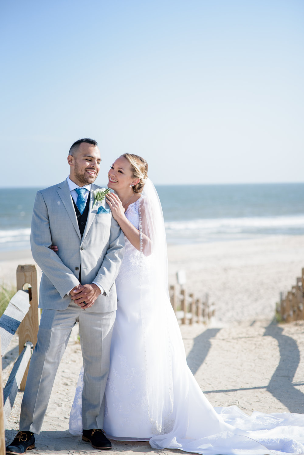 Long Beach Island Wedding Photographer