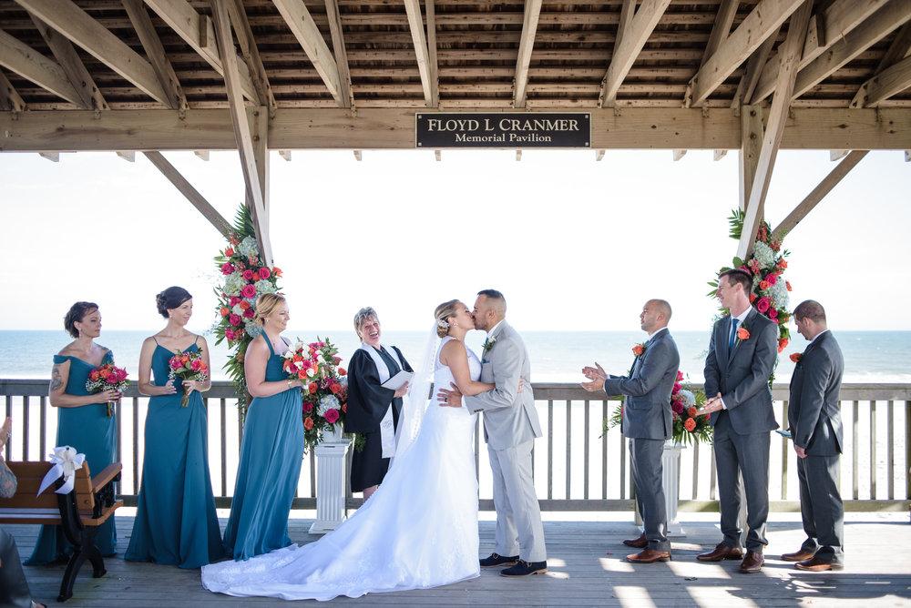Long Beach Island Wedding Photographer