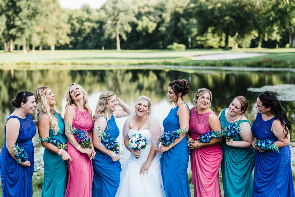 Lakewood Country Club Wedding Photographer