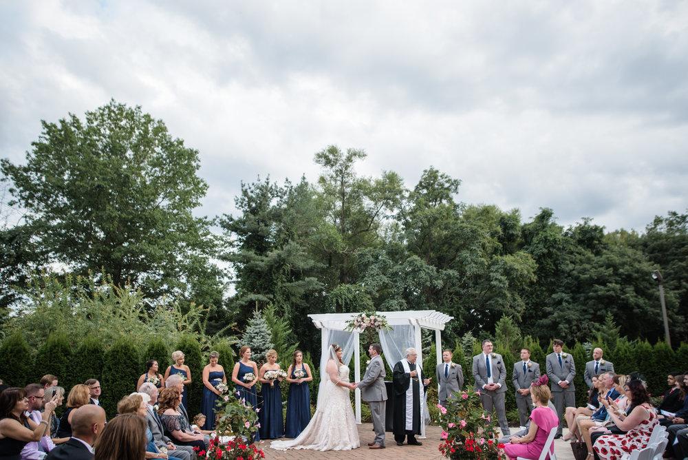 Sterling Ballroom Wedding Photographer