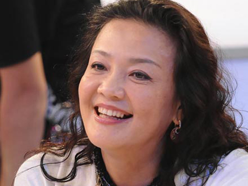 Zhang Lan, founder of the South Beauty restaurant chain. Photo: China.org.cn