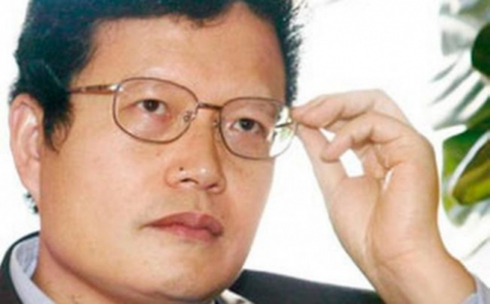 Professor Zou Hengfu was fired by Peking University after being indicted in a sex scandal on Weibo. Photo: SCMP