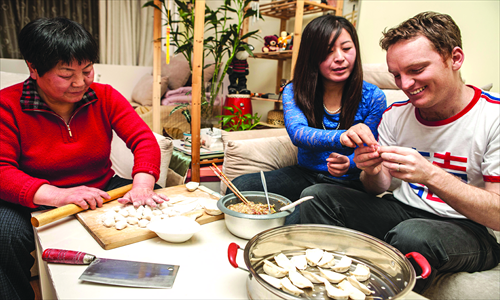 Mastering the art of making dumplings can be a struggle for many foreigners.