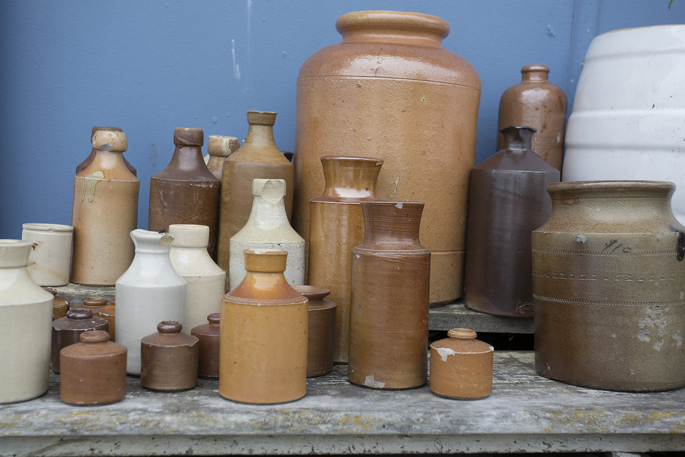 In their prime what was inside these bottles? if anything at all?